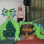 Green Dragon Photo Op