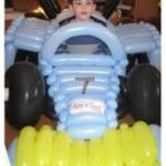 Sit-Inside Race Car Photo Op for Party