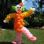 6-ft Clown