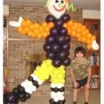 6-ft Party Clown
