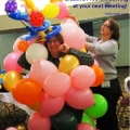 Creating A New Kind of Balloon Dress!