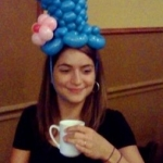 Mini Tophat for Tea!