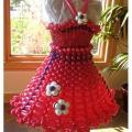 Springtime Pink Sun Dress