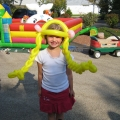Bouncy braids