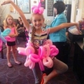 Pink Tutu and Headband for a Young Dancer!