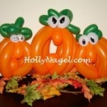 Pumpkin Faces tabletopper