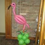 Pink Flamingo, 3 1/2 ft