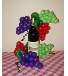 Grapes for the bottles