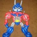 Optimus Prime parody