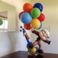 UP parody over 3 1/2 ft tall
