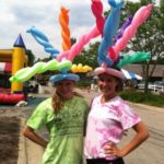 Colorful Mohawk Hats