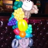 Fruit + Monkey = FUN!
